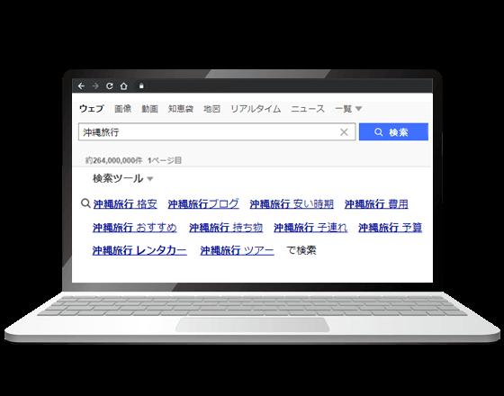 Yahoo虫眼鏡対策(ヤフー虫眼鏡広告)